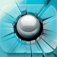 Smash Hit Premium 1.4.0 بازی اعتیادآور شکستن شیشه برای موبایل