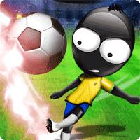 Stickman Soccer 2014 2.1 بازی فوتبال آدمک 2014 برای موبایل