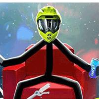 Stickman Trials 2.2.2 بازی موتور سواری برای موبایل