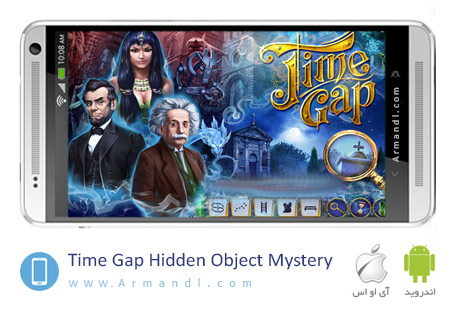 Time Gap Hidden Object Mystery
