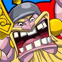 Trolls vs Vikings 2.7.18 بازی ترول ها و وایکینگ ها برای موبایل