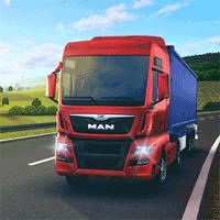 Truck Simulation 16 1.2.0.7018 بازی شبیه ساز تریلی برای موبایل