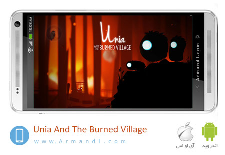 Unia And The Burned Village