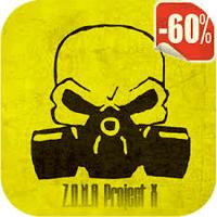 Z.O.N.A Project X 1.03.04 بازی اکشن پروژه X برای موبایل
