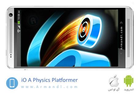 iO A Physics Platformer