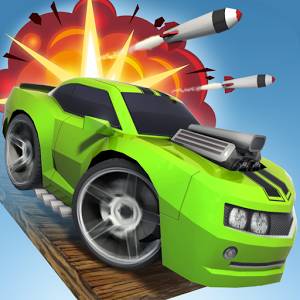 Table Top Racing Premium 1.0.41 بازی ماشین رومیزی برای موبایل