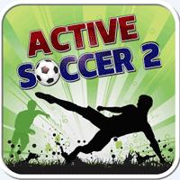 Active Soccer 2 1.1.1 بازی فوتبال نوآورانه برای موبایل