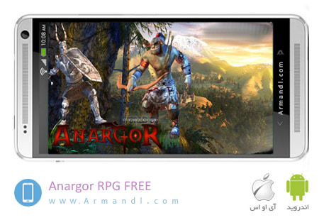 Anargor 3D RPG FREE
