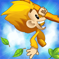 Benji Bananas 1.33 بازی زیبای موزهای بنجی برای موبایل