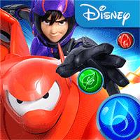 Big Hero 6 Bot Fight 2.7.0 بازی نبرد ربات ها برای موبایل