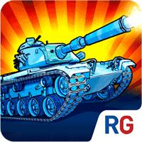 Boom Tanks 1.0.21 بازی اکشن بوم تانک برای موبایل
