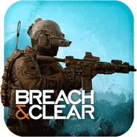 Breach & Clear 1.41 بازی گروه ضربت برای موبایل