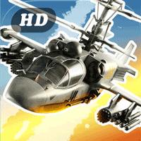 CHAOS Combat Copters HD 6.3.5 بازی شگفت انگیز هیلیکوپتری برای موبایل