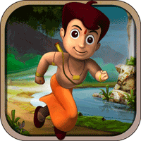 Chhota Bheem Jungle Rush 3D 1.0.27 بازی ماجراجویی برای موبایل