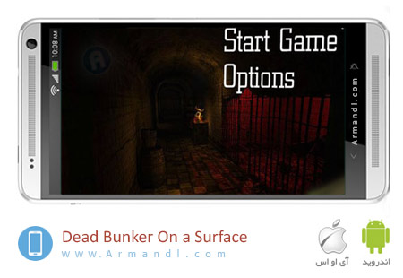 Dead Bunker 3: On a Surface