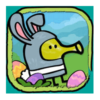 Doodle Jump Easter Special 1.0.5 بازی دودل جامپ برای موبایل