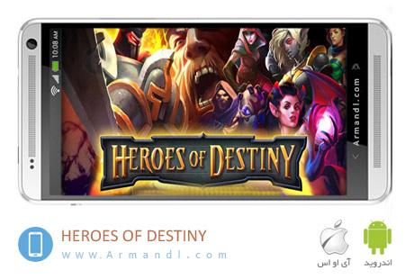 HEROES OF DESTINY