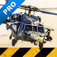 Helicopter Sim Pro 1.1 شبیه ساز هلیکوپتر برای موبایل