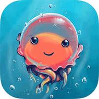 Jelly Reef 1.2 بازی خلاقانه ماهی ژله ای برای موبایل