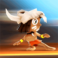 Manuganu 2 1.0.8 بازی اکشن مانگوانا 2 برای موبایل