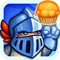Muffin Knight 2.0 بازی شوالیه مافین برای موبایل