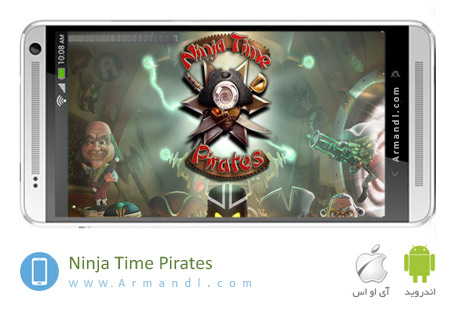Ninja Time Pirates