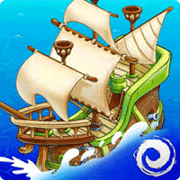 Pirates of Everseas 2.3.8.1 بازی دزدان دریایی گلو برای موبایل