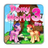 Pony World 3 1.9 بازی اسب جهان 3 برای موبایل