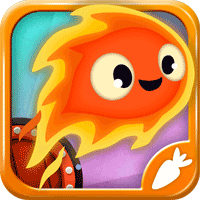 Pyro Jump 1.1.10 بازی سرگرم کننده پرش پیرو برای موبایل