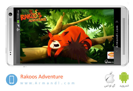 Rakoo's Adventure