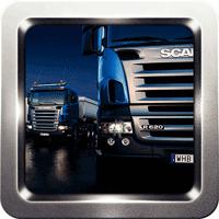 Real Truck Racing HD 2.0 بازی مسابقه کامیون ها برای موبایل