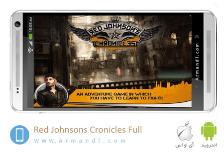 Red Johnson's Cronicles Full