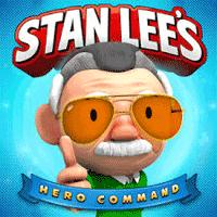 Stan Lee's Hero Command 44 بازی قهرمانان استن لی برای موبایل