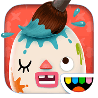 Toca Mini 1.3 بازی سرگرم کننده ی ساخت عروسک برای موبایل