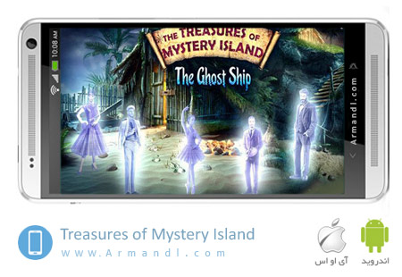 Treasures of Mystery Island 3