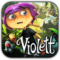 Violett 2.2 بهترین بازی ماجراجویی برای موبایل