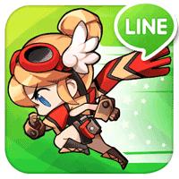 LINE WIND runner 2.2.10 بازی ماجراجویی دونده باد برای موبایل