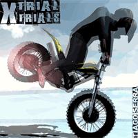 Trial X Trials 3D HD 1.0.6 بازی موتور تریل برای موبایل