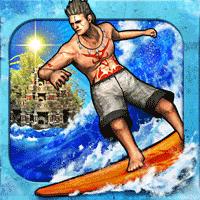 Ancient Surfer 1.0.1 بازی موج سواری برای موبایل