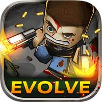 Call of Mini: Double Shot 1.21 بازی زامبی برای موبایل
