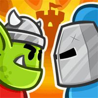 Castle Raid 2 1.0 بازی چند نفره حمله به قلعه برای موبایل