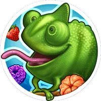 Cham Cham 1.4 بازی فکری سوسمار کوچک برای موبایل