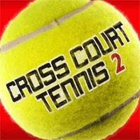 Cross Court Tennis 2 1.22 بازی تنیس برای موبایل