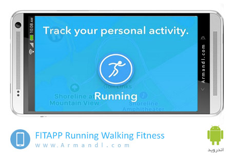 FITAPP Running Walking Fitness Full