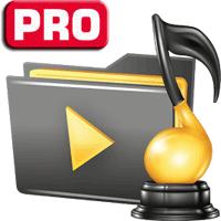 Folder Player Pro 4.2.1 پلیر حرفه ای پخش پوشه ای برای اندروید