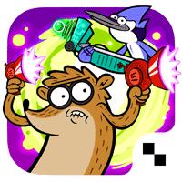 Ghost Toasters Regular Show 1.1.6 بازی تهاجم ارواح برای موبایل