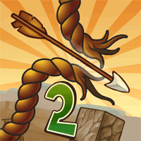 Gibbets 2 1.0.1 بازی تیراندازی اعتیاد آور بریدن طناب برای موبایل