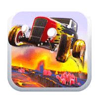 Hot Mod Racer 1.2 بازی ماشین مسابقه ای فانتزی برای موبایل