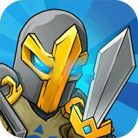 Legendary Wars 1.1 بازی استراتژیک جنگ های افسانه ای برای موبایل