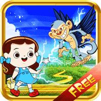 Little Oz Run Full 1.0 بازی جدید و زیبای سفر به معبد برای موبایل